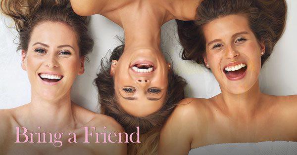 Bring a Friend actie - Sqin by Carola