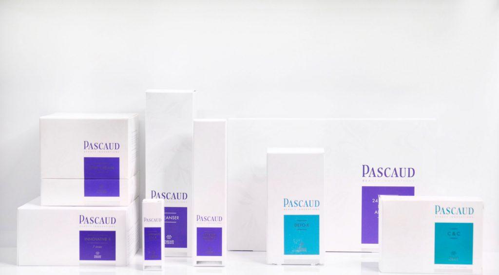 Pascaud huidverbeterende producten - SQIN by Carola